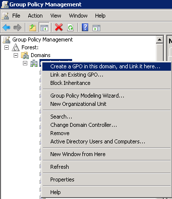 Deploy IAT Client with Windows GPO